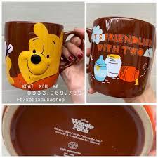 Xoài Xấu Xa Shop] Cốc Sứ Phim Hoạt Hình Gấu Winnie The Pooh Hãng Disney  Land Hàng Sưu Tầm, Ly Sứ Uống Nước Hình Gấu Winnie The Pooh Đẹp Đáng Yêu  Disney