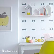 Behang Babykamer Zwart Wit Minimalistische Kinderkamer Zwart Wit