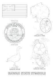 Map Of The United States Coloring Page Kids Maps To Color Us Map