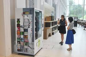 Book Vending Machine Locations Unique BooksActually Launches Book Vending Machines In Singapore Arts News