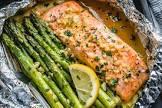 baked salmon delight