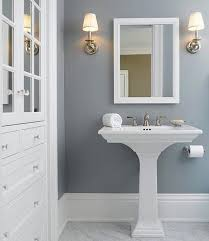 Best 25 Guest Bathroom Colors Ideas On Pinterest  Bathroom Paint Best Color For Small Bathroom
