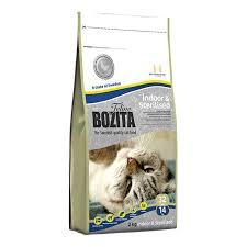 <b>Сухие корма</b> для кошек <b>BOZITA</b>