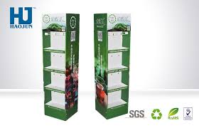 Display Stand Hs Code Cardboard Beverage Display Stand Advertising Chinese Tea 50