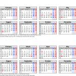Semi Monthly Payroll Calendar Template Federal Government Pay ...