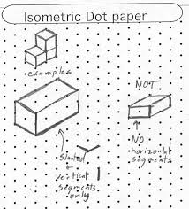 Isometric Drawing Worksheet - Checks Worksheet