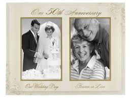 50 wedding anniversary gift ideas