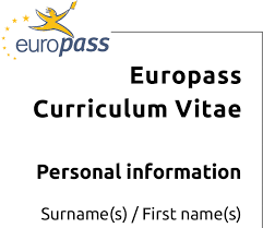 Xetex Use Custom Font In Newest Europass Cv Layout Tex Latex