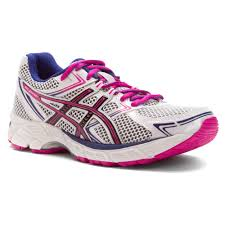 asics women s gel equation 7 running shoes white black hot pink