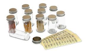 it s easy to clear glass jars in bulk and add your own labels
