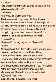 cyrano de bergerac by ~steeringfornorth all the world is a my favorite quote from cyrano de bergerac