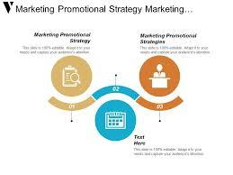 Promotional Strategies Marketing Promotional Strategy Marketing Promotional