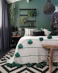 bedroom decor bedroom green