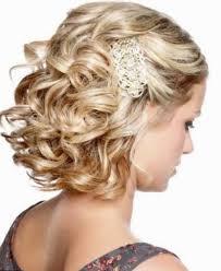 Coiffure Mariage Cheveux Bouclés Mi Long