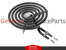 ge electric burner parts accessories ge kenmore hotpoint electric range cooktop stove 6