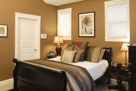 Brown Paint Colors For Bedrooms Photo   9