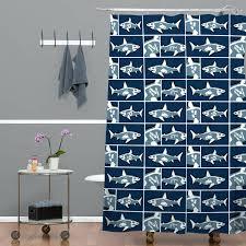 shark shower curtain shark x ray shower curtain a zoom a a shark shower curtain target