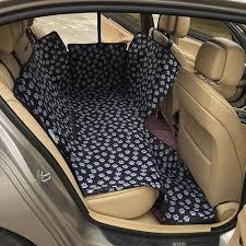 adjule waterproof pet mat car seat cover protection