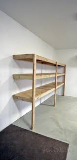 organization plywood shelves plans wood garage ideas and home rack storage racking brilliant budget shelving cool