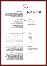 Modern Formatted Resume Templates Modern Resume Template Bursting Resume Mycvfactory