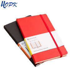 Hopk Classic A5 Hardcover Bullet Journal Notebook Dotted Dots Grid