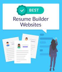 Best Resume Websites 5 Best Resume Website Builders Get Noticed Online Nov 19