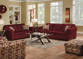 burgundy dinning rooms | Na U475AC Atlantis Burgundy Accent Chair
