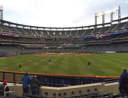 view seating charts new york mets at citi field section 141 view
