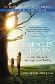 miracles from heaven a little and her amazing story of healing read an excerpt of this book