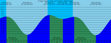 77 Factual San Juan Islands Tide Chart