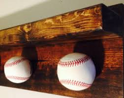 Baseball Coat Rack Baseball hat rack Etsy 16