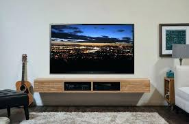 floating tv wall floating wall mount best floating stand ideas on wall shelves intended for wall mount media floating tv unit wall mounted oak