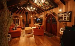 Wonderful Tree House Interior In Gallery N For Decorating Ideas