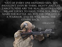 Heraclitus Quotes Adorable Amazon Swat Poster Swat Team Poster Heraclitus Quote 48X48