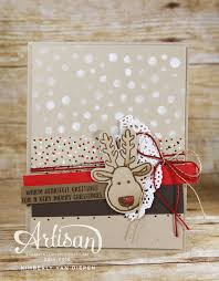 Stampin Up Seasonal Decorative Masks Decorative Masks Do You Use Them StampinByTheSea 14