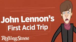 John Lennon's First <b>Acid Trip</b> - YouTube