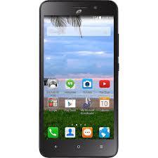 Straight Talk Huawei Raven 8GB Prepaid Smartphone Black Walmart