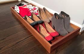 Decorative Boot Tray Shoe Organizer made with Mahogany Wood Shoe Rack Decorative 43