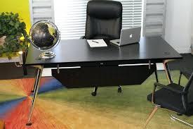 used desks for home office. Used Desks For Home Office Newlifeofficeblcktble Black Wood O