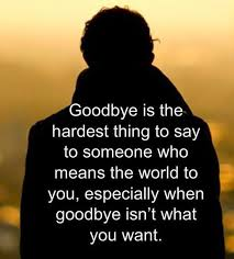 Beautiful Quotes For Farewell Best Of Top 24 Goodbye Quotes And Farewell Sayings