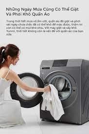 Máy Giặt Sấy Khô Thông Minh Xiaomi Viomi Yunmi 8KG