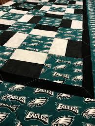philadelphia eagles quilt