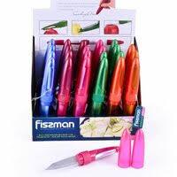 «Овощечистка - <b>нож</b> для чистки <b>овощей Fissman</b> 18 см ...