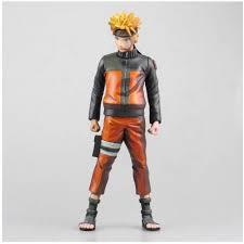 Siyushop Naruto Shippuden Manga Dimensions Actionfiguren, Orange / Schwarz  - Hoch 24CM: Amazon.de: Spielzeug