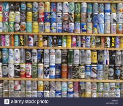 Photo Shelf Photography Colours Still Collection Colourfully Collector's Product Items Differently Tin Lemonade Stacked Prints Cans 2 Producers Tins Collect Beer Drinks Sammer's Brightly Different Plate Life Objects Stock