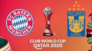 Bayern München vs Tigres - Club World Cup 2020 (FIFA 21 PS5) - YouTube