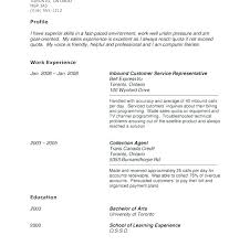 High School Resume Template No Work Experience Resume With No Work Experience Pohlazeniduse