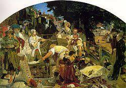 Труд Википедия  Труд картина Форда Мэдокса Брауна середина xix века