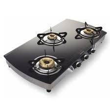 Gas Cooktop Glass Preethi 3 Burners Glass Top Gas Stove Gtgs005 Gas Stoves Hot