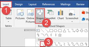 How To Add Arrows In Excel Chart How To Draw And Manipulate Arrows In Microsoft Word